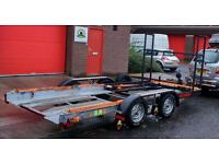 Trackcar trailer /recovery trailer