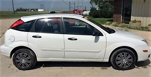 2007 Ford Focus ZX5