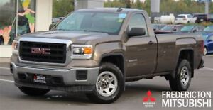 2015 GMC Sierra 1500 4X4! REG CAB LONG BOX!