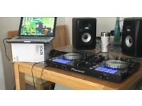 DDJ-SR AND S-DJ50x Studio Speakers