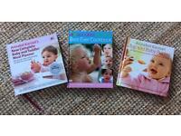 3x Annabel Karmel Books