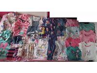 NEXT girls 12-18 month bundle very popular sweetpea range