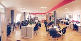 Coworking space in the heart of Edinburgh