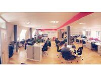 Coworking space in the heart of Edinburgh