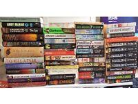 Job Lot/Bundle/Carboot - 50 Books ** £10 ONO **