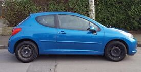 Peugeot 207 M-Play, 1 owner from new, low mileage, Good clean car.