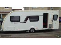 Swift Caravan Hi-Style 6 birth caravan
