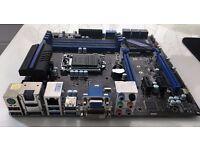 MSI H97M / H97M-G43 - Intel 1150 / LGA1150 H97 Micro ATX Motherboard (mATX)
