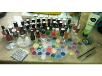 Nails make and perfume for sale
