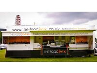 37ft mobile catering trailer for sale