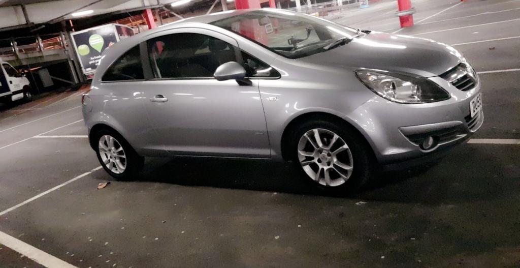 Vauxhall Corsa 2009 1.2 i 16v SXi 3dr *LOW MILEAGE*