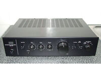 Sansui AU-217 Integrated HiFi Stereo Amplifier - Superb wide soundstage!