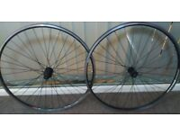 bike / bicycle wheels front giant 700c