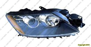 Head Lamp Passenger Side High Quality Mazda CX-7 2009