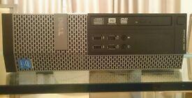 Dell OptiPlex 7020 SFF, Intel i5-4590, 4th Gen, 8GB RAM, 500GB HDD, Win 8.1 Pro