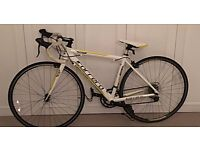 Carrera road bike. Perfect for m/f upto 5ft 6in. Superb condition