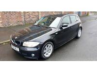 2005 BMW 118d 2.0 DIESEL SE 5 DOOR. ** 1 YEAR MOT ** Just pass, 2 KEYS, PERFECT CONDITION