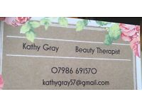 Beauty Therapist - Home based Salon