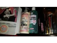 Soap and glory items x 8 NEW