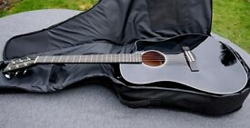Fender Acoustic/Electric Guitar with case