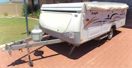 Jayco Eagle 2007 camper trailer