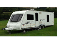 2009 Elddis Crusader Super Sirocco with LOADS of extras