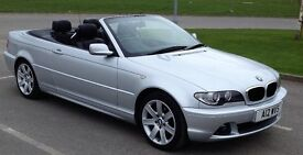 "BMW 318ci Convertible 2004 ""IMMACULATE CONDITION"""
