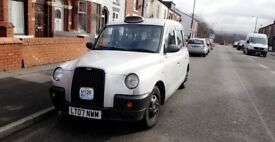 2007 london taxi tx4 broze automatic
