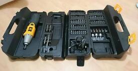 JVC Electric screwdriver 77pcs