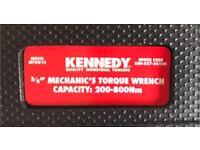 Kennedy mechanics Torque wrench