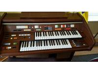 Technics organ key board