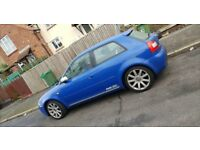 Audi S3 1.8T 225 hp no modifications! Just 109k miles!!!