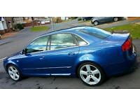 Audi A4 2.0T S-Line Special Edition.