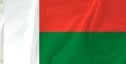 "The flag of Madagascar  ""sainan"
