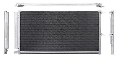 NEW A/C Condenser FOR 2007 2008 2009 2010 2011 2012 2013 2014 Ford Expedition