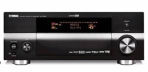 Yamaha RX-V1800 Home Theatre Receiver Wareemba Canada Bay Area Preview