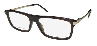 NEW MARC JACOBS 142 CONTEMPORARY HARD CASE HIGH QUALITY EYEGLASS FRAME/GLASSES