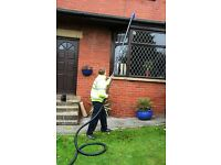 GUTTERPRO-PROFESSIONAL GUTTER CLEANING-BLOCKED GUTTERS CLEANED 07514 972367