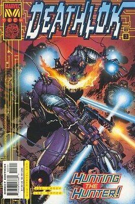 Deathlok Vol. 3 (1999-2000) #3