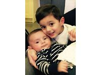 Nanny needed for two lovely boys!