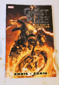 Ghost Rider: the Road to Damnation by Garth Ennis