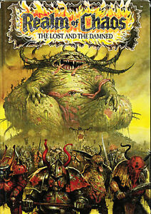 Warhammer fantasy book The Lost and the Damned