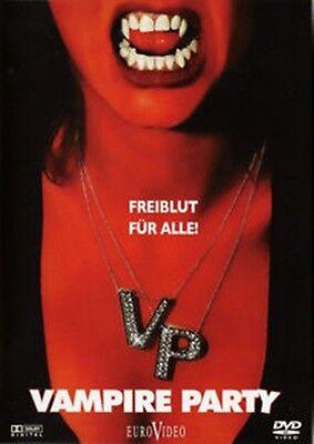 Vampire Party - Freiblut für alle! ( Französische Horror-Komödie)- Patrick Mille