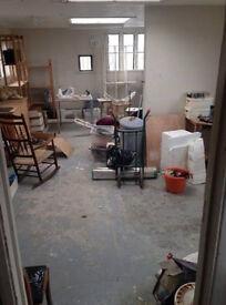 Rehearsal/Art studio room