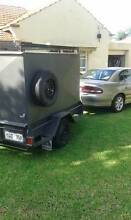 Trailer fully enclosed Adelaide CBD Adelaide City Preview