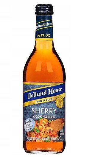 Holland House Sherry Cooking Wine