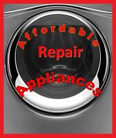 Affordable appliances repair & installation *** HOLYDAYS SPECIAL