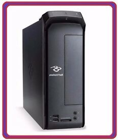 Packard Bell iMedia Windows 8.1 AMD A4-5000 Quad Core 1.5GHz 1TB HDD 6GB RAM Nvidia 1GB HDMI Wifi
