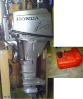 Honda 15hp longshaft with electric start