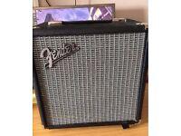 Fender Rumble bass guitar amp 15